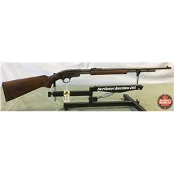 Rifle: Savage 22SL/LR Model 29B - Pump