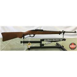 Rifle: Ruger 17HMR Model 96 Lever S/N#620-55775