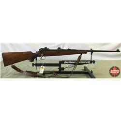 Rifle: BSA 308Win Bolt - Scope Rings w/Sling S/N#W135103