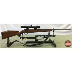 Rifle: Sako AV .375 H&H Mag - Bolt w/Sling & Scope
