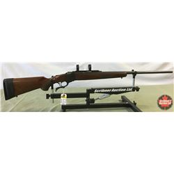 Rifle: Ruger .300WinMag No. 1 Falling Block - Lever - Scope Rings S/N#13354578