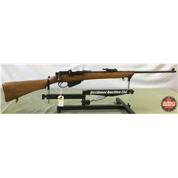Rifle: British 303 Lee Enfield - Bolt S/N#90221