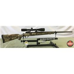 Rifle: Savage 204 Ruger Model 10 - Camo (Left Hand) Bolt w/Scope S/N#H599816