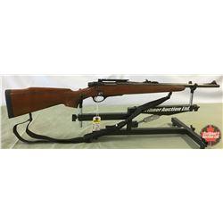 Rifle: Remington 308Win Mohawk Model 600 - Scope Mount w/Sling S/N#6668279