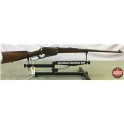 Rifle: Winchester 30US Model 1903 Lever S/N#67556