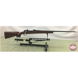 Rifle: Custom Made 338 Win Mag - Mauser Action - Bolt
