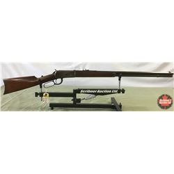 Rifle: Winchester 38-55 Model 1894 Octagon Lever S/N#178442