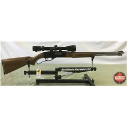 Rifle: Winchester 22SL/LR Model 250 Lever w/Scope S/N#B1282923