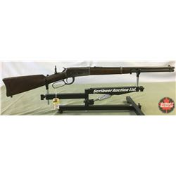 Rifle: Winchester 30WCF Model 94 Carbine - Saddle Ring - Tang Site S/N#315279