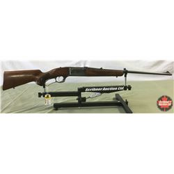 Rifle: Savage 308Win Model 99F Rotary Lever S/N#1048151