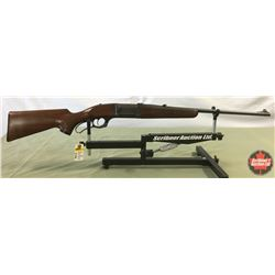 Rifle: Savage 22/250 Model 99C Lever S/N#C597335
