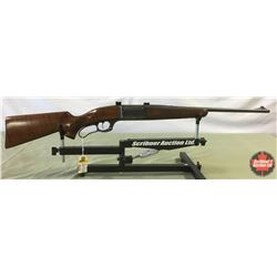 Rifle: Savage 308 Win Model 99E Rotary Lever - Scope Mount S/N#1138282