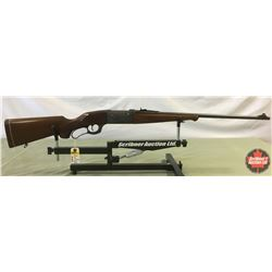 Rifle: Savage 300Sav Model 99 Rotary Lever S/N#744408