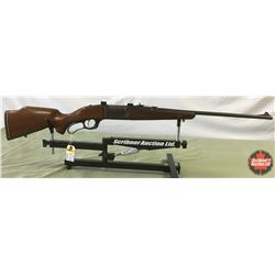 Rifle: Savage 358Win Model 99F(M) 1965 Rotary Lever w/Scope Mounts S/N#1059840
