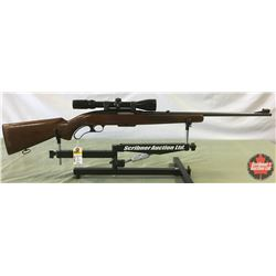 Rifle: Winchester 308Win Model 88 Lever w/Scope S/N#H278125