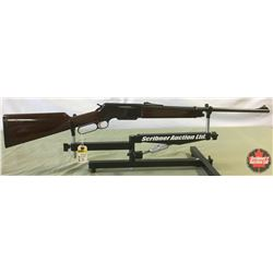 Rifle: Browning 308 Model 81BLR Lever S/N#04837NX227