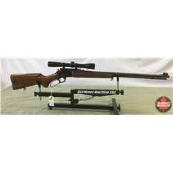 Rifle: Marlin 22SL/LR Original Golden 39A - Lever w/Scope S/N#25200728