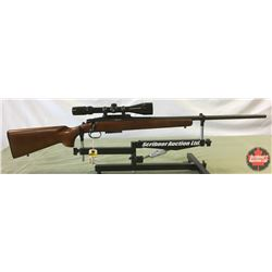 Rifle: Remington 22-250Rem Model 788 Bolt w/Scope (Unfired) S/N#B6154088