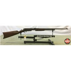 Rifle: Marlin 25RF Model 27S Pump
