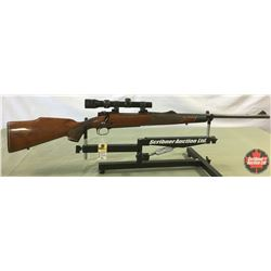 Rifle: Winchester 30-06 Sprg Model 70XTR Bolt w/Scope S/N#G1427994