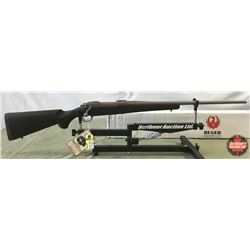 Rifle: Ruger 30-06 Sprg Model M77 Hawkeye - Bolt w/Box & Scope Rings (Unfired) S/N#710-61615