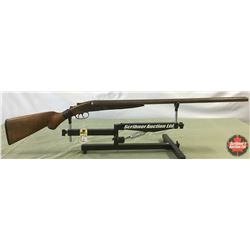 "Shotgun: ""Ender's Royal Service"" Side x Side 12ga Break S/N#103146"