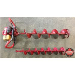 Eskimo Ice Auger (7  & 6  Attach)