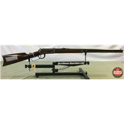 Rifle: Winchester 25-35WCF Model 1894 Octagon Lever S/N#294796