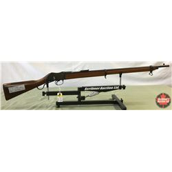 Rifle: Martini Enfield 303 British Long Rifle - Lever - Falling Block