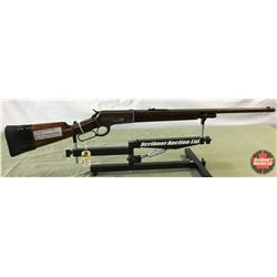 Rifle: Winchester 45-70 Model 1886 - Lever S/N#140945  (Note: Magazine Shortened)
