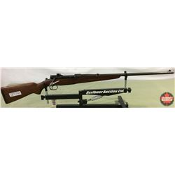 Rifle: Winchester 30-06 Model 54 Bolt