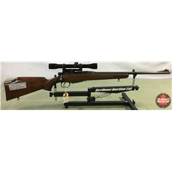 Rifle: Parker-Hale 303 British LE Sporter M1944A - Bolt Only w/Scope S/N#12964