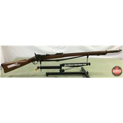 Rifle: Antique - Springfield 45-70 Model 1884 Trapdoor - Rod Bayonnet - Original Sling (RARE In This