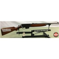 Rifle: Winchester 401Win Model 1910 - Semi Auto S/N#13132