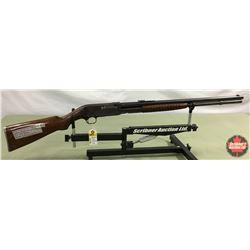 Rifle: Remington 44-40 (44Rem or 44WCF) Pump (Canadian Federal Police & Guard Issue) S/N#C24353