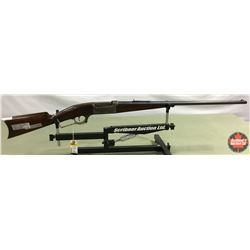 Rifle: Savage 303 Model 1899B - Lever 1903 (Nickle Order) S/N#27619