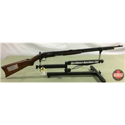 Rifle: Remington 25-20 Model 25 - Pump S/N#AA9893