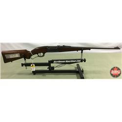 Rifle: Savage 303 Model 99EG Lever 1937 S/N#375618