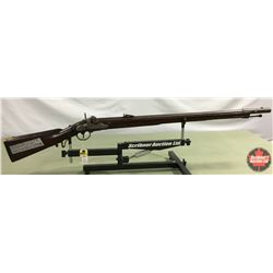 Rifle: Antique - Austrian Lorenz Percussion .70cal