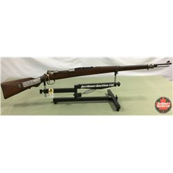 Rifle: Mauser 7x57mm Model 1908 - Bolt S/N#B7601