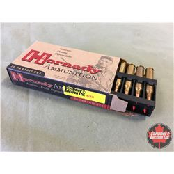 AMMO: Hornady Varmint Express 204 Ruger (20 Rnds/Box) CHOICE of 10 Boxes