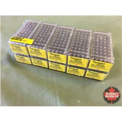 AMMO: Target Imperial .22 Long Rifle (1 Bundle of 10 BOXES) (50 Rnds/Box)