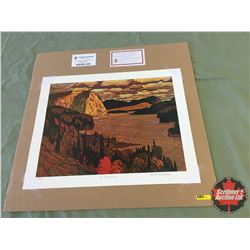 "Limited Edition Prints CHOICE of 5: Group of Seven ""The Solemn Land"" 332/777"