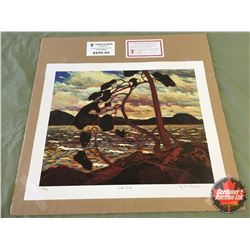 "Limited Edition Prints CHOICE of 5: Group of Seven ""West Wind"" 630/777"