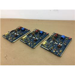 (3) Servo Dynamics Corp. Circuit Boards *See Pics for Part Numbers*