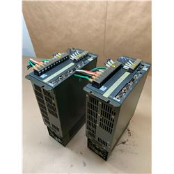 (2) Sanyo Denki PY0A100E0XXYPH1 Hirata Servo Amplifier