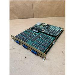 Okuma E4809-045-091-E Main Board w/ E4809-045-167-C Memory Card
