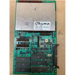 Okuma E0227-702-009 Bubble Memory Card