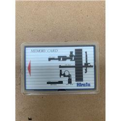 Hirata BN-256HSRH2 Memory Card