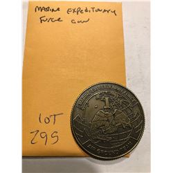 Marine Expeditionary Force Coin